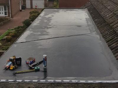 Rubber Roofing Installation Ballinasloe