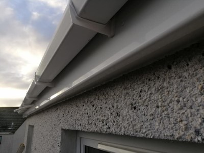 New guttering system installed in Ballinasloe